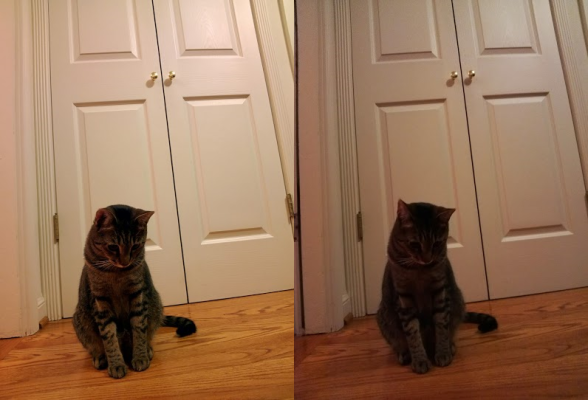 Terzo esempio fotocamera HDR Google GLass