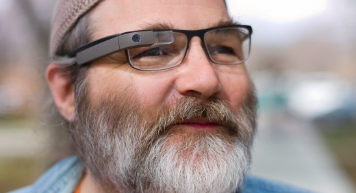 Google Glass occhiali da vista