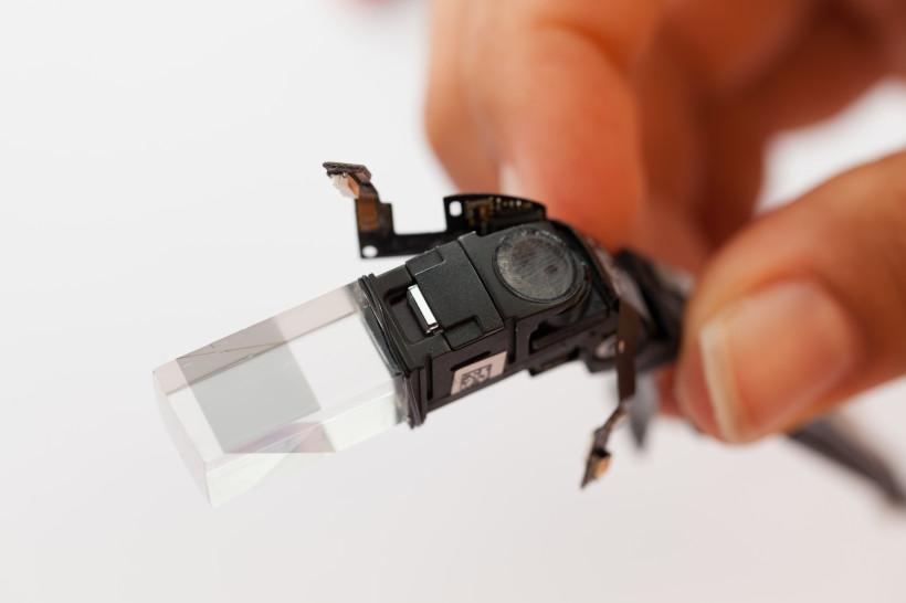 Ottica dei Google Glass