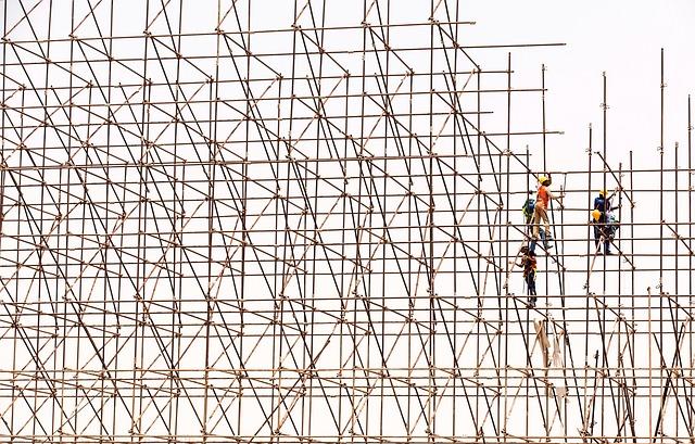 noleggio ponteggi edili